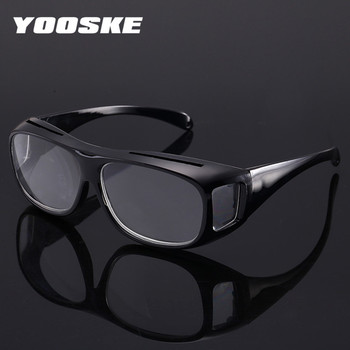 38833810d9 YOOSKE gafas de lectura lupa Unisex lupa la presbicia gafas de visión  Anti-fatiga gafas + 250 + 300