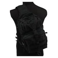Molle Tactical Utility Gear Sling Bag Plecak Czarny OD ACU Camo Woodland L turystyka plecak
