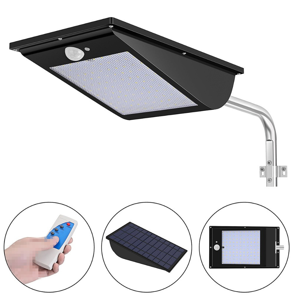 Solar Power LED Solar light Outdoor Wall LED Solar Lamp With PIR Motion Sensor Night Security Bulb Street Yard Path Garden lamp potenco solar led night light outdoor wall garden light pir motion sensor led lamp energy saving emergency lights waterproof
