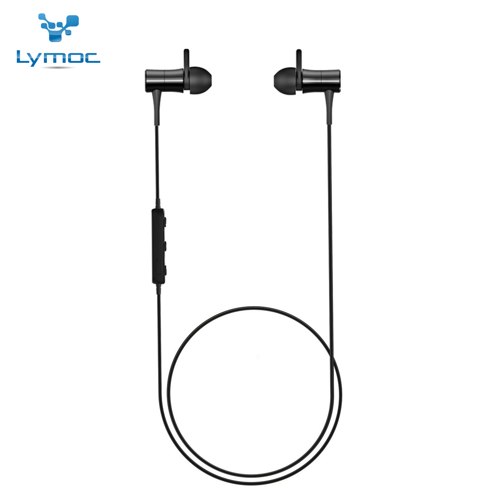 Lymoc Sport Bluetooth Earphones Wireless Headset Hall