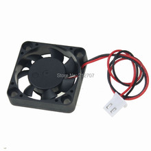 10pcs/lot GDT DC 12Volt 2P 30mm 1.18inch 3007 30 x 7mm Mini Exhaust Cooling Fan