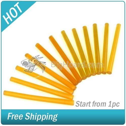 12 x Keratin Clear Glue Sticks Hair Extension Salon New  #009901-008