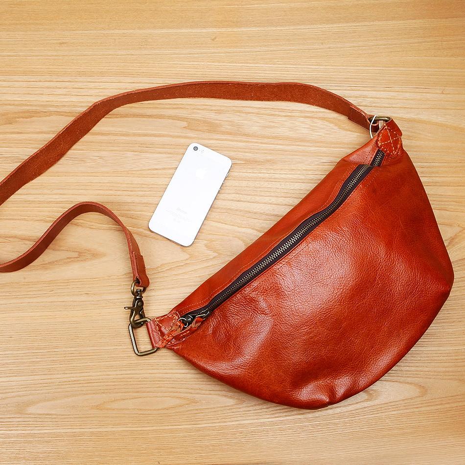 LANSPACE men's leather shoulder bag real leather waist bag fashion leather travel bag lanspace men s leather shoulder bag real leather waist bag fashion leather travel bag