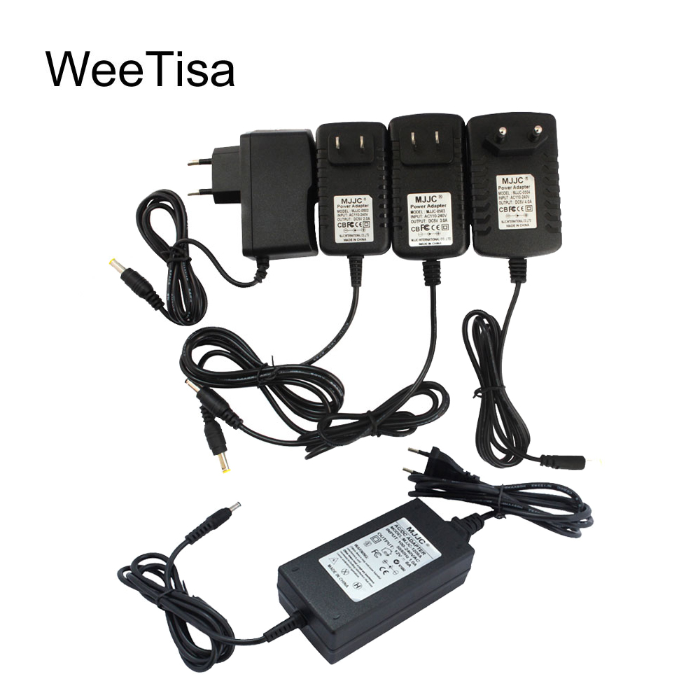 <font><b>DC</b></font> 12V Power Supply Unit 12 Volt 5V 24V 36V <font><b>48V</b></font> Power Adapter LED Driver 1A 2A <font><b>3A</b></font> 4A 5A 10A 15A Transformer for LED Strip Light image