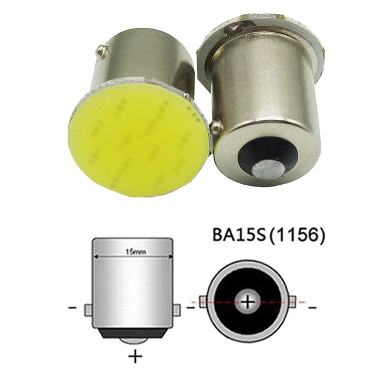 HTB1VP4IXyHrK1Rjy0Flq6AsaFXai P21W 1157 Bay15d 1156 BA15S P21W LED Turn Signal Bulb COB Car Interior Light Parking Reverse Back Brake Lamp Super Bright 12V