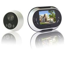 3.5 дюймов ЖК-Цифровой Телезритель Двери Глазок Дверной Звонок 170 градусов Главная Безопасность дверной звонок Камеры фотосъемка 3.5 «телезритель двери
