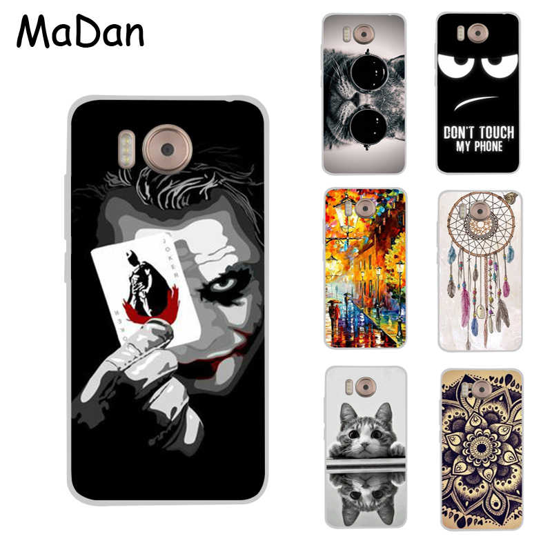 "Prestigio Grace R7 PSP7501 Duo Case Cover 5.0"" Cool Pattern TPU Soft Silicone Case Cover For Prestigio Grace R7 Phone Cases"