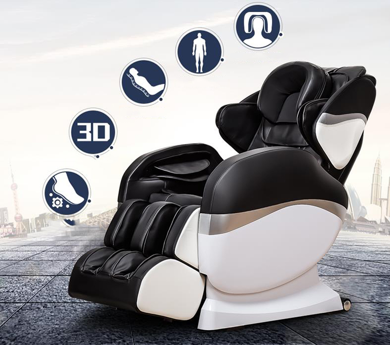Household body multi - function electric massage sofa chair/Intelligent one-button operation 3D Circulation massage/tb180906/03 180614 luxury massage chair home body zero gravity capsule 3d multi function electric massage sofa chair