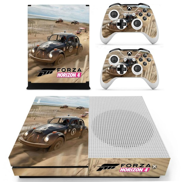 Forza Horizon 4 Xbox One S Skin Sticker
