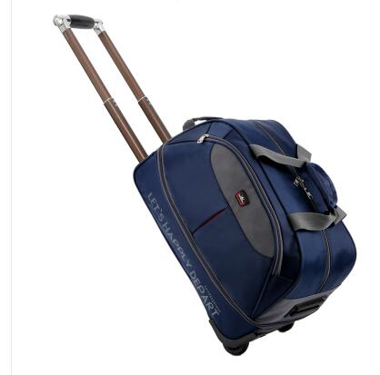 Us 36 8 20 Off Travel Trolley Bags Wheels Rolling Luggage For Business Suitcase Men Women Wheeled Totes In