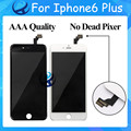 Test AAA LCD For iPhone 6 Plus Display With Digitizer For LG Original Glass Original Color No Dead Pixel Free DHL Shipping
