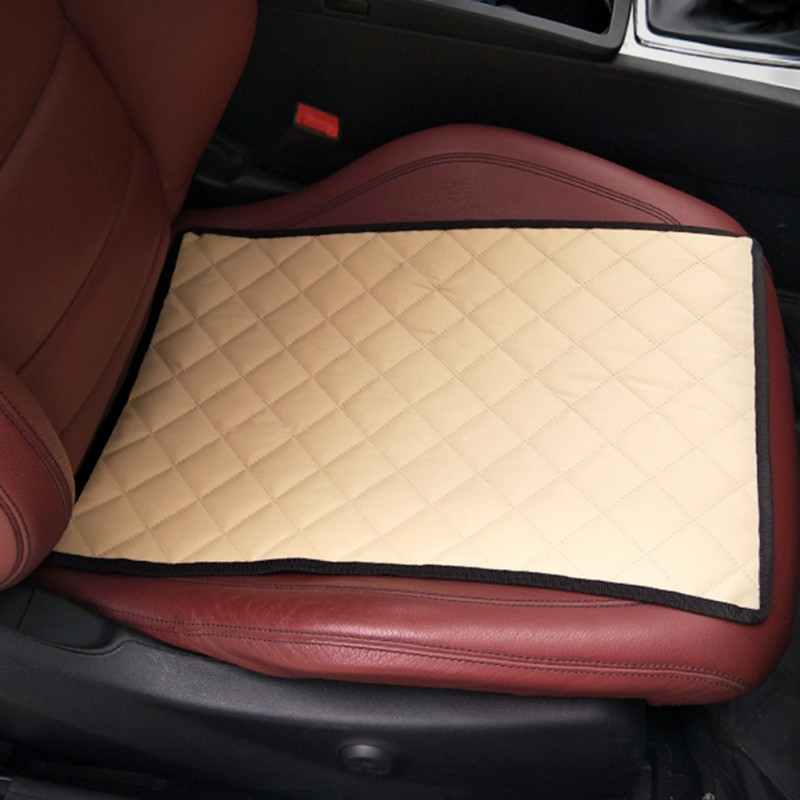 Car Seat Accessories Car Seat Protector Mat For Leather And Upholstery With Waterproof Underpad