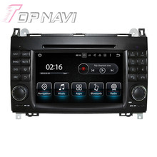 Quad Core Android 5.1 Car Radio For Benz A-class W169 ab2004/ B-class W245 ab2004/Viano und Vito ab2006 for Sprinter W906 ab2006