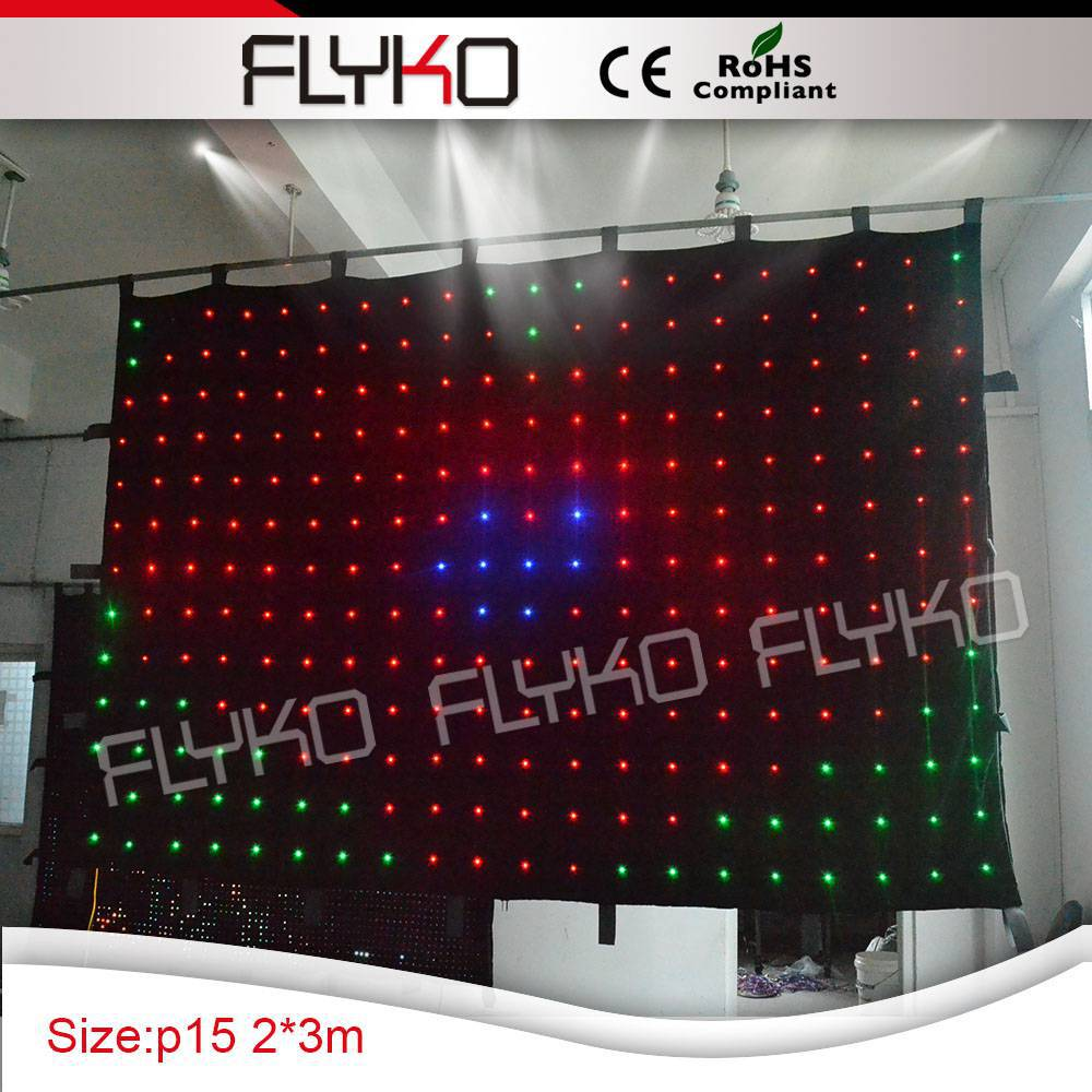 Led stage lights disco color changing lamp lighting for wedding backdrop