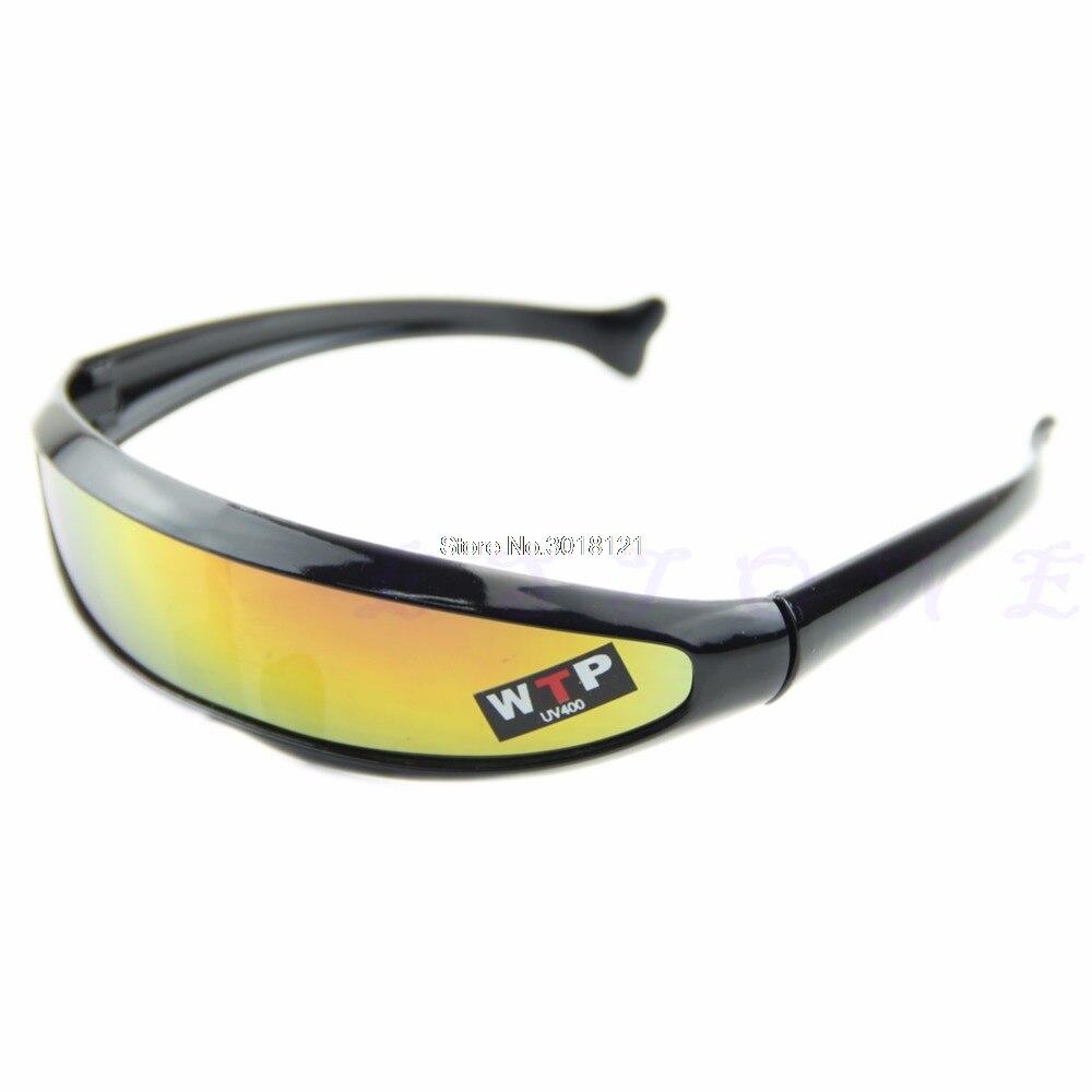 Мотоцикл велосипед очки UV400 анти песок ветер защитные очки Прямая поставка ...