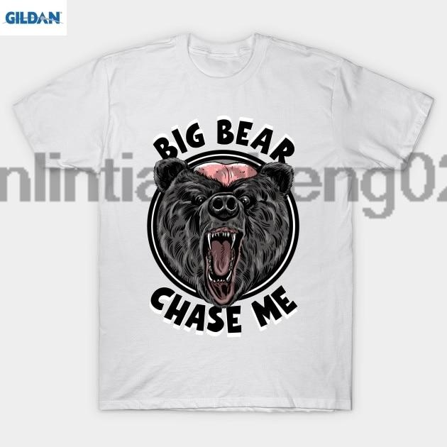 GILDAN Bald Headed Bear of Claire County T Shirt
