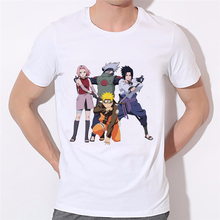 Anime Naruto Casual T-Shirt in Various Models