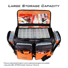 Waterproof Fishing Bag Large Capacity Multi-functional