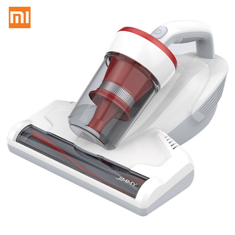 2018 Xiaomi Mi Vacuum Cleaner JV11 Handheld Anti-Mite Dust Remover Strong Suction Vacuum Cleaner Dust Cleaner From Xiaomi Youpin 3d little girl cartoon cleaner earcap soft silicone anti dust earphone jack plug