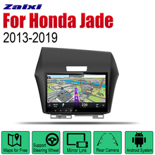 Auto Player GPS Navigation For Honda Jade 2013~2019 Car Android Multimedia System Screen Radio Stereo