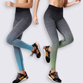 Women Workout Leggings Gradient Color Long Pants Slim Fitness Legging Elastic Gothic Leggins Jeggings Bodybuilding Trousers