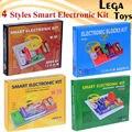 4 Estilos Inteligente Electrónica kit bloque, ELENCO Circuitos de Presión Extrema aparato educativo, juguetes educativos para niños
