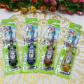 2 PCS/Lots Childre8n Racing Car Toothbrush teeth Protective Toothbrushes baby dental care tooth brush