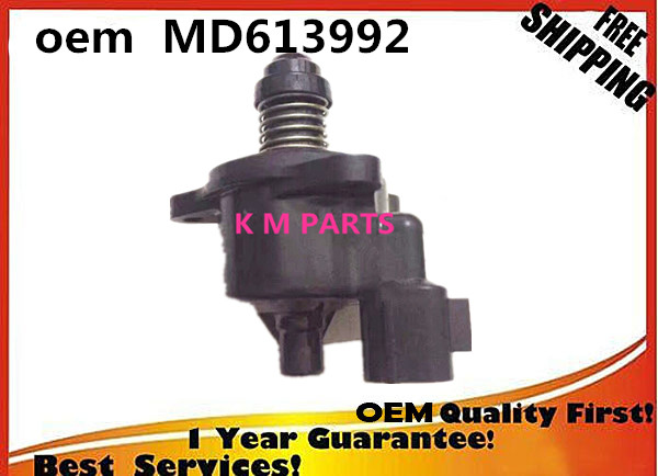 high quality new idle speed motor Idle Air Control Valve IACV for 1450A132 MD613992 MD614743 for mitsubishi
