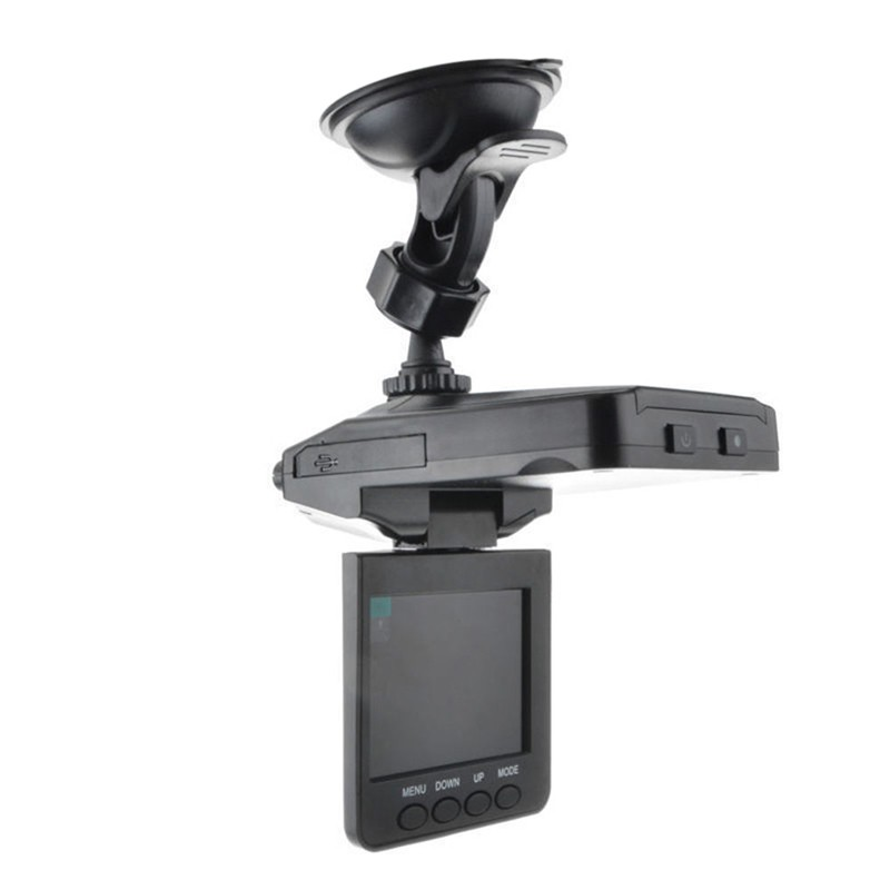 2.5 Inch TFT Car DVR with 6 LED Lights Auto Car Camera Video Recorder Dash Cam Motion Detection Night Vision G-Sensor 7