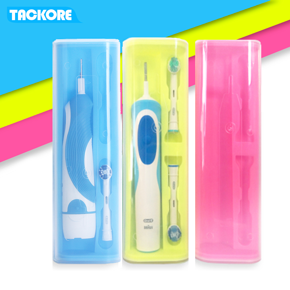 Teeth Brush Box Toothbrush Case SOutdoor Protect Cover Storage Box For Oral B Tooth Brush Case (only travel box) image