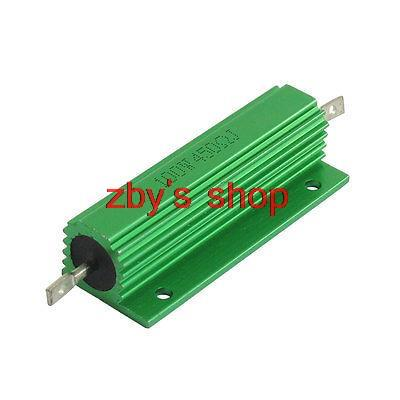 50W 0.05 Ohm Screw Tap Mounted Aluminum Housed Wirewound Resistor