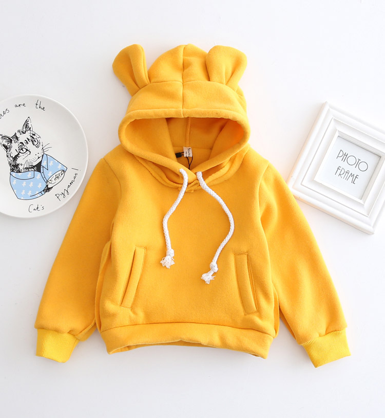 HTB1VP9OXR1tLeJjSszgq6AOHpXa5 - 1-5Yrs Children Hooded Sweatshirt Boys Cute Bear Ears Animal Hoodies Unisex Kids Clothing Girls Tops Coats Baby Casual Outwear