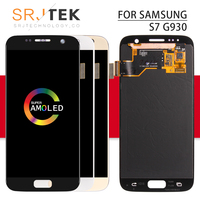 AMOLED/OLED For Samsung Galaxy S7 G930 LCD Display Touch Digitizer Sensor Glass Assembly For Galaxy S7 G930 G930F G930A