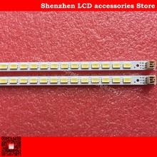 2 sztuk dla TCL L40F3200B podświetlenie LED LJ64 03029A 2011SGS40 5630 60 H1 REV1.1 lampa 455mm 60LED oryginalny lcd lampa