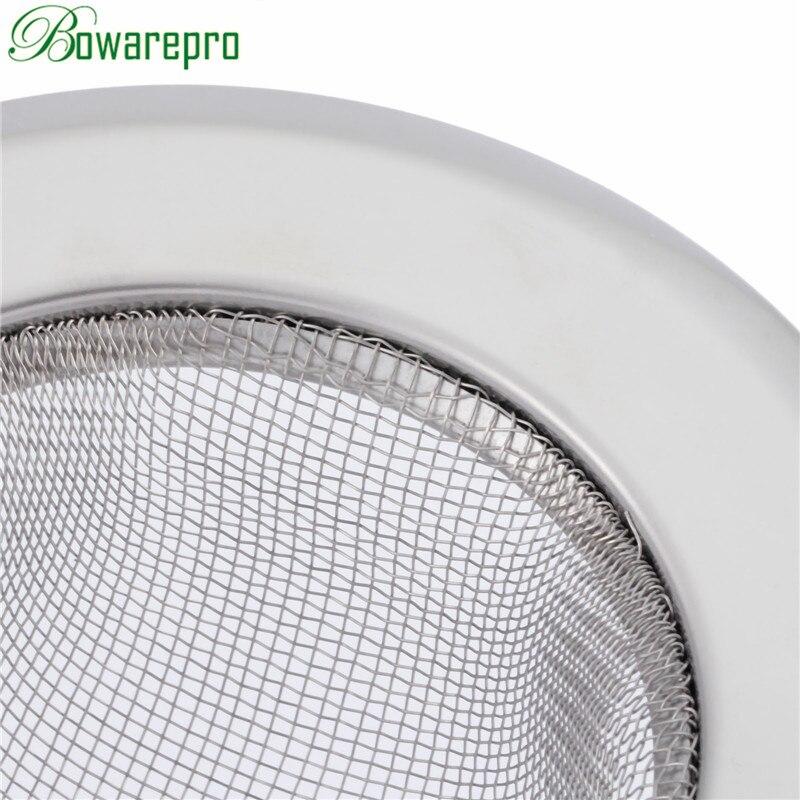 Kitchen sink bassin passoire cheveux piège bath plug hole déchets filtre plastique