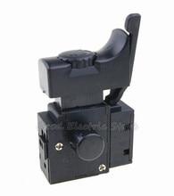 1 個FA2 6/1BEK黒 6A 250v 5E4 ロックパワーツール電気ドリルスピードコントロールトリガーボタンスイッチ歳スタイル