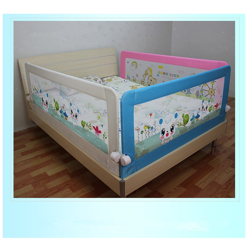 180*68cm Baby safety toddler bed guard rail