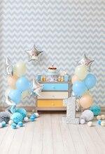 Interior recém-nascidos photo studio backdrop vinil, festa de aniversário do bebê crianças cenários de fotografia 200×300 cm