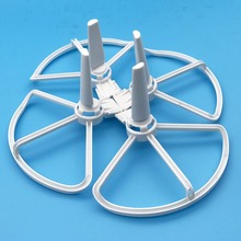 New Arrival four.8cm Heightened Touchdown Gear Toes & 4730 Propeller Guard for DJI Spark 4730F Propeller Mini Drone equipment