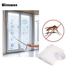 Curtain-Protector Anti-Mosquito-Net Window-Screen Magnetic Mesh Kitchen Bug Insect Fly