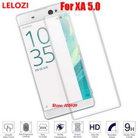 LELOZI 9H 3D Curved Full Phone Accessories Tempered Glass Screen Protector For Sony Soni Xperia Xpera