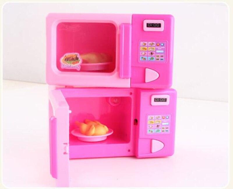 Mini Simulation micro ondes four jouet Mini Cuisine Appareils ...
