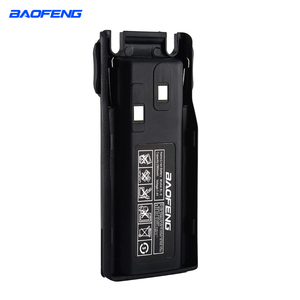 Image 2 - Original Baofeng BL 8 2800mAh 7.4V Li ion Battery for UV 82 UV 8D UV 89 UV 8 Two Way Radio Transceiver Battery High Capacity