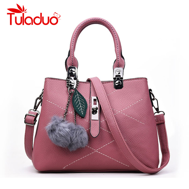 Fashion Brand PU Leather Bag Women Tote Bags Luxury Handbag Women Lock Bags Designer Ladies Crossbody Handbags bolsos mujer rusoonnic women handbag set designer ladies composite bag pu leather shoulder bags alligator tote bolsos mujer mochila