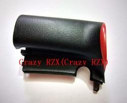 New Front hand grip decorate Rubber repair parts for Nikon D7100 D7200 SLR