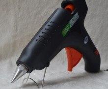 60W Hot Melt Glue Gun for Sealing Wax Stick 100-240V Electric Heat Temperature Tool Fit 11mm Glue Stick DIY Tool US Plug and EU