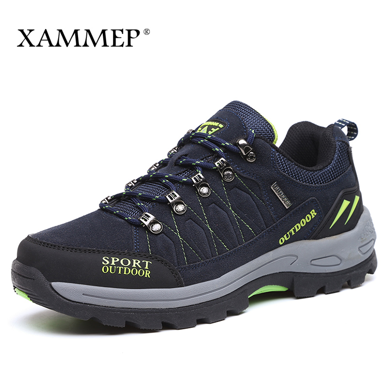 Brand Men Casual Shoes Men Shoes Men Sneakers Breathable High Quality Plus Big Size 46 47 Men Flats Lace up Spring Autumn Xammep ninyoo soft fashion men casual shoes genuine leather flats shoes black high quality breathable students shoes plus size 46 47 48