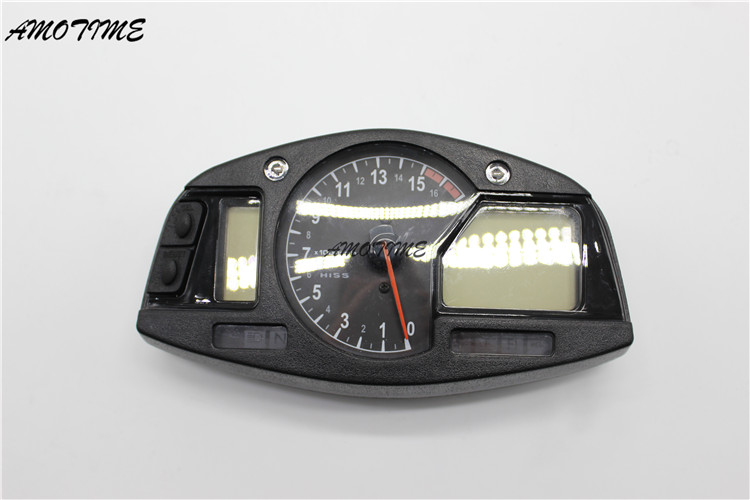 Tachometer Speedometer Speedo Meter Gauge For HONDA CBR600RR F5 2007-2012 2007 2008 2009 2010 2011 2012 Motorcycle