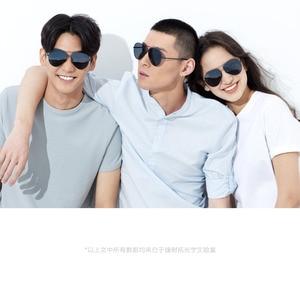 Image 5 - Xiaomi Mijia güneş ayna lensler cam UV400 Turok Steinhardt TS marka naylon polarize paslanmaz gözlük açık seyahat adam kadın