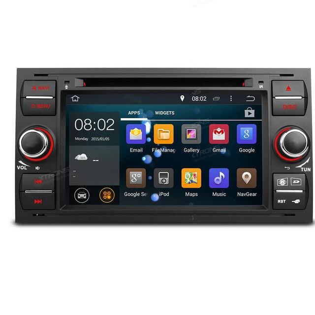 7 2 DIN Car Audio For Ford Transit Galaxy Focus Mondeo Fiesta C max S max Kuga
